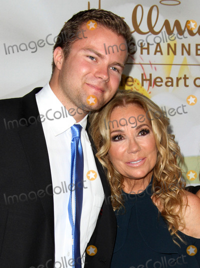 Kathy Lee Photo - 27 July 2017 - Los Angeles California - Kathie Lee Gifford with son Cody Gifford Hallmark Channel  Hallmark Movies and Mysteries Summer 2017 Television Critics Association Press Tour Event held at a Private Estate in Beverly Hills Photo Credit AdMedia