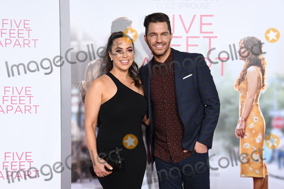 Andy Grammer Photo - 07 March 2019 - Westwood California - Aijai Grammer Andy Grammer Five Feet Apart Los Angeles Premiere held at the Fox Bruin Theatre Photo Credit Birdie ThompsonAdMedia