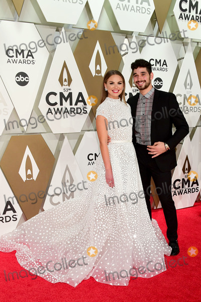 Alan Bersten Photo - 13 November 2019 - Nashville Tennessee - Alan Bersten Hannah Brown 53rd Annual CMA Awards Country Musics Biggest Night held at Music City Center Photo Credit Laura FarrAdMedia