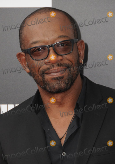 Lenny James Photo - 23 October 2016 - Hollywood California Lennie James AMC Presents Live 90-Minute Special Edition Of Talking Dead held at Hollywood Forever Cemetery  Photo Credit Birdie ThompsonAdMedia