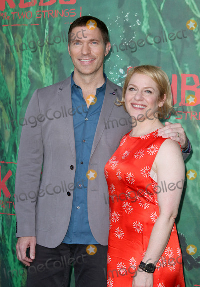Arianne Sutner Photo - 14 August 2016 - Los Angeles California - Director Travis Knight and Producer Arianne Sutner Kubo and The Two Strings World Premiere held at the AMC Universal City Walk Universal Studios Hollywood in Los Angeles Photo Credit AdMedia