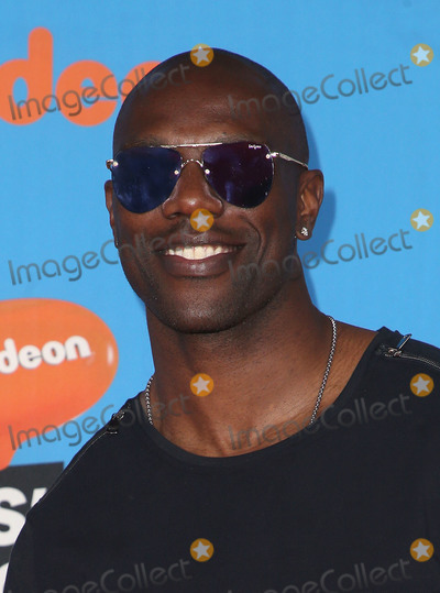 Terrell Owens Photo - 24 March 2018 - Inglewood California - Terrell Owens Nickelodeons 2018 Kids Choice Awards  held at The Forum Photo Credit F SadouAdMedia