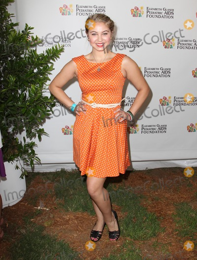 Ayla Kell Photo - 3 June April 2012 - Los Angeles California - Ayla Kell Elizabeth Glaser Pediatric AIDS Foundations 23rd Annual A Time For Heroes Celebrity Picnic Held at The Wadsworth Theater Photo Credit Faye SadouAdMedia