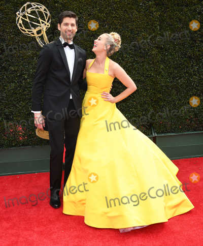Aaron Kelly Photo - 29 April 2018 -Pasadena California - Ben Aaron Kelly Pickler 45th Annual Daytime Emmy Awards held at Pasadena Civic Center Photo Credit Birdie ThompsonAdMedia