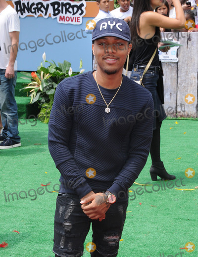 Bow Wow Photo - 07 May 2016 -Westwood California - Bow Wow Shad Moss Arrivals for the Los Angeles premiere of The Angry Birds Movie held at the Regency Village Theater Photo Credit Birdie ThompsonAdMedia
