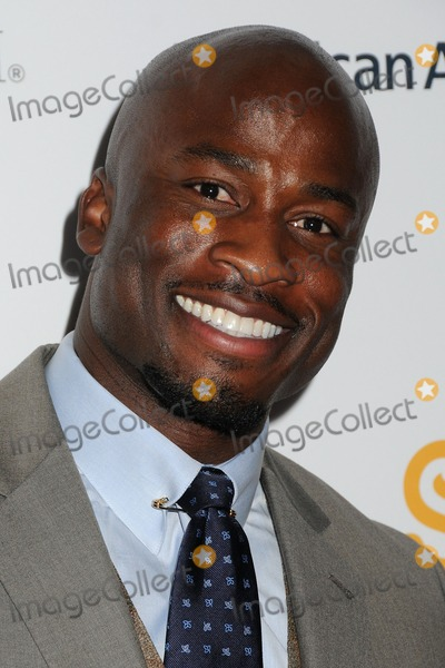 Akbar Gbaja-Biamila Photo - 18 May 2014 - Century City California - Akbar Gbaja-Biamila 29th Anniversary Sports Spectacular Gala held at the Hyatt Regency Century Plaza Hotel Photo Credit Byron PurvisAdMedia