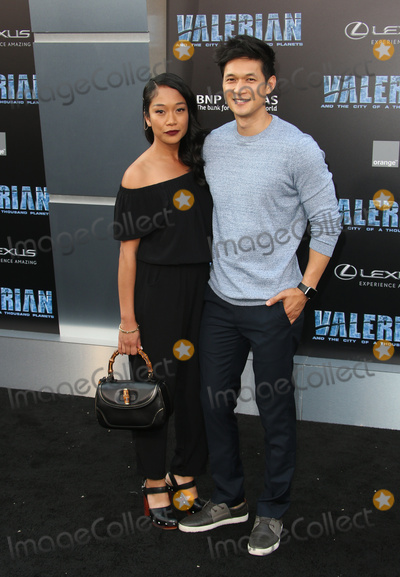 Harry Shum Jr Photo - 17 July 2017 - Hollywood California - Harry Shum Jr Valerian and the City of a Thousand Planets World Premiere held at TCL Chinese Theatre Photo Credit AdMedia Photo Credit F SadouAdMedia