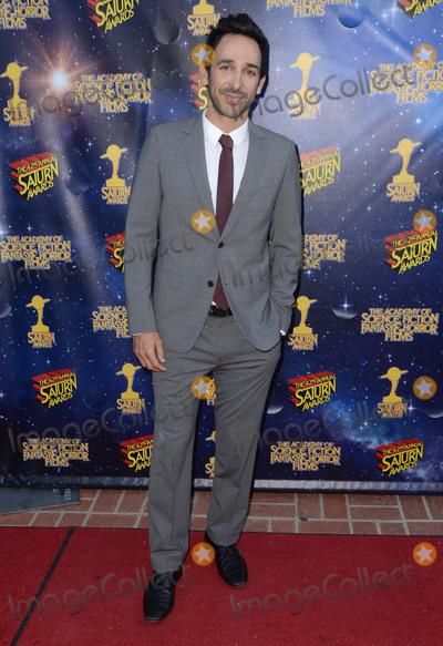 Amir Arison Photo - 22 June 2016 - Burbank Amir Arison Arrivals for the 42nd Annual Saturn Awards held at The Castaway Photo Credit Birdie ThompsonAdMedia
