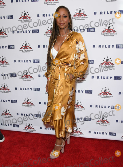 Hollies Photo - 22 May 2019 - Beverly Hills California - Holly Robinson Peete The 10th Annual Big FIghters Big Cause Charity Boxing Event held at Beverly Hilton Hotel Photo Credit Birdie ThompsonAdMedia