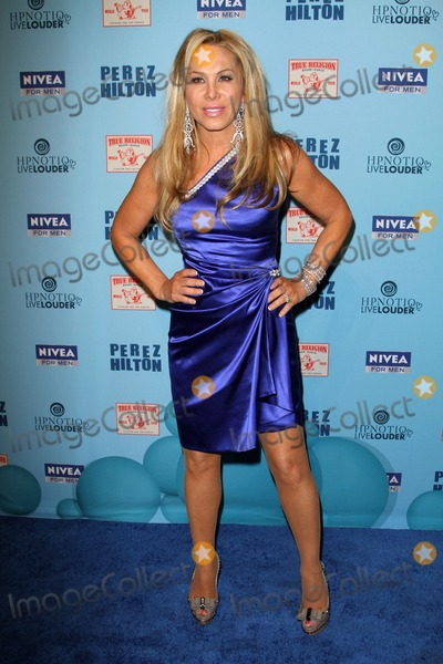 Adrienne Maloof Photo - 26  March 2011 - Los Angeles California - Adrienne Maloof Perez Hiltons Blue Ball 33rd  Birthday Celebration Held At Siren Studio Photo Kevan BrooksAdMedia