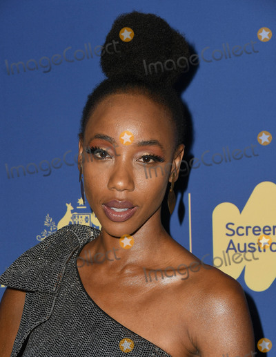 Charmaine Photo - 23 October 2019 - Los Angeles California - Charmaine Bingwa 8th Annual Australians in Film Awards held at the InterContinental Century City Photo Credit Birdie ThompsonAdMedia