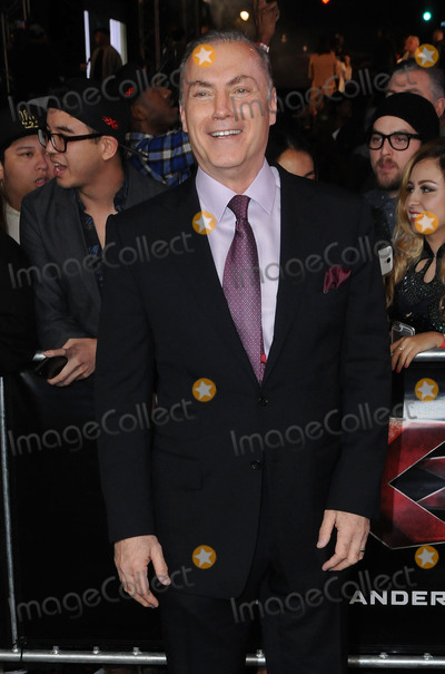 Al Sapienza Photo - 19 January 2017 - Hollywood California - Al Sapienza Los Angeles premiere of  xXx Return Of Xander Cage held at the TCL Chinese Theatre Photo Credit Birdie ThompsonAdMedia