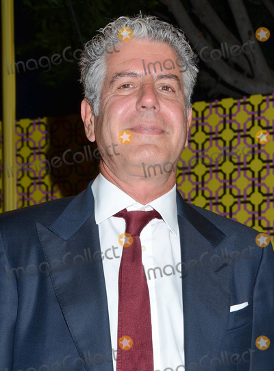 Anthony Bourdain Photo - 08 June  2018 -  Anthony Bourdain the TV celebrity and food writer who hosted CNNs  Parts Unknown was found dead in his hotel room File Photo 23 September 2012 - West Hollywood California - Anthony Bourdain 2012 HBO Post Award Reception following the 64th Primetime Emmy Awards held at the Pacific Design Center Photo Credit Birdie ThompsonAdMedia
