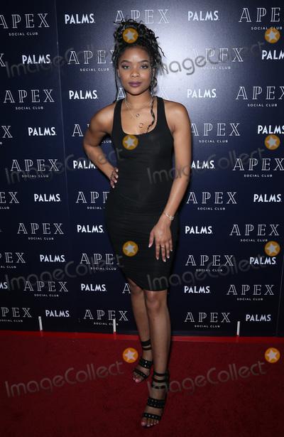 Ajiona Alexus Photo - 25 May 2018 - Las Vegas NV - Ajiona Alexus  Grand Opening celebration of Apex Social Club at Palms Casino Resort Photo Credit MJTAdMedia