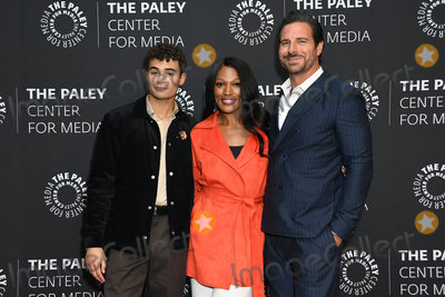 Tyler Perry Photo - 10 December 2019 - Beverly Hills California - Daniel Croix Henderson Kron Moore Ed Quinn The Paley Center For Media Presents An Evening With Tyler Perrys The Oval held at The Paley Center for Media Photo Credit Birdie ThompsonAdMedia