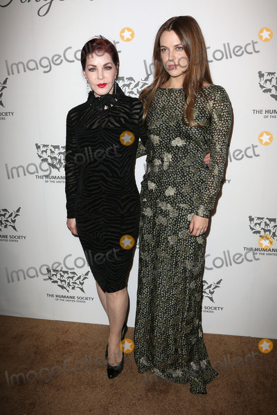 Priscilla Presley Photo - 08 May 2016 - Hollywood California - Priscilla Presley Riley Keough The Humane Society Of The United States To The Rescue Gala held at Paramount Studios Photo Credit SammiAdMedia