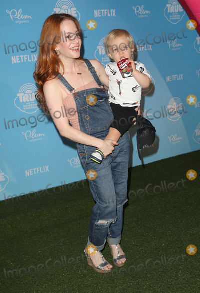 Amy Davidson Photo - 10 August 2017 - Los Angeles California - Amy Davidson True And The Rainbow Kingdom Netflix Sneak Peek Photo Credit F SadouAdMedia
