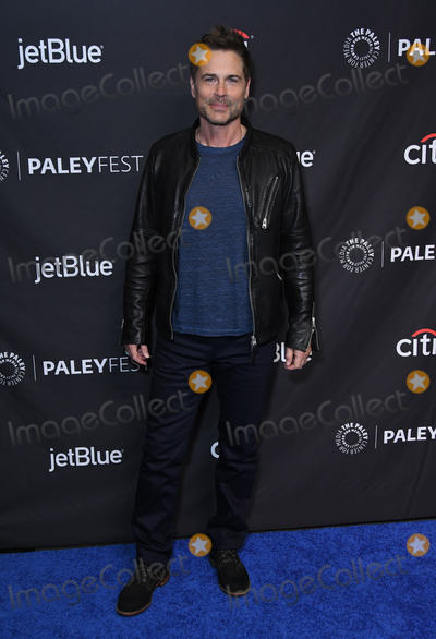 Rob Lowe Photo - 21 March 2019 - Hollywood California - Rob Lowe 2019 PaleyFest LA - NBCs Parks and Recreation 10th Anniversary Reunion held at The Dolby Theater Photo Credit Birdie ThompsonAdMedia