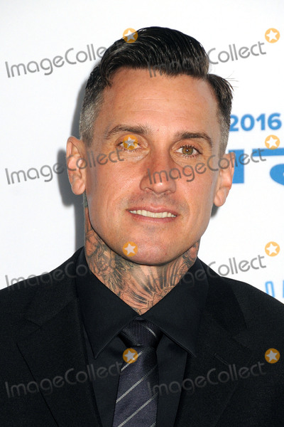 Carey Hart Photo - 8 October 2015 - Santa Monica California - Carey Hart Autism Speaks To Los Angeles Celebrity Chef Gala held at Barker Hangar Photo Credit Byron PurvisAdMedia