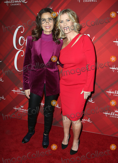 Alison Sweeney Photo - 04 December 2017 - Los Angeles California - Kristian Alfonso Alison Sweeney Hallmark Channel Screening of Christmas at Holly Lodge held at The Grove Photo Credit F SadouAdMedia