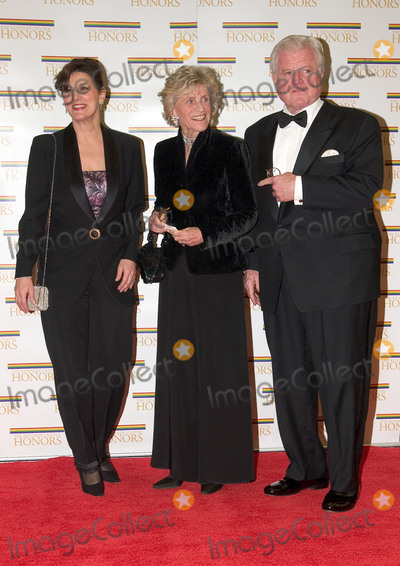 Jean Kennedy-Smith Photo - United States Senator Edward M (Ted) Kennedy (Democrat of Massachusetts) right his wife Victoria Reggie Kennedy left and sister former United States Ambassador to Ireland Jean Kennedy Smith arrive at the Harry S Truman Building (Department of State) in Washington DC on December 4 2004 for a dinner hosted by United States Secretary of State Colin Powell  At the dinner six performing arts legends will receive the Kennedy Center Honors of 2004  This is the 27th year that the honors have been bestowed on extraordinary individuals whose unique and abundant artistry has contributed significantly to the cultural life of our nation and the world said John F Kennedy Center for the Performing Arts Chairman Stephen A Schwarzman  The award recipients are actor director producer and writer Warren Beatty husband-and-wife actors writers and producers Ossie Davis and Ruby Dee singer and composer Elton John soprano Joan Sutherland and composer and conductor John WilliamsCredit Ron Sachs  CNPAdMedia