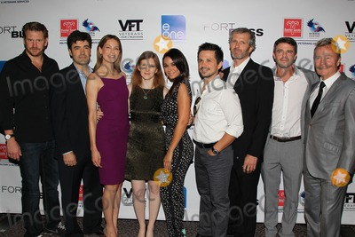 Adam Silver Photo - 11 September 2014 - Los Angeles California - Dash Mihok Ron Livingston Michelle Monaghan Claudia Myers Emmanuelle Chriqui Adam Silver John Savage Fort Bliss - Los Angeles Special Screening Held At DGA Theater  Photo Credit FSadouAdMedia