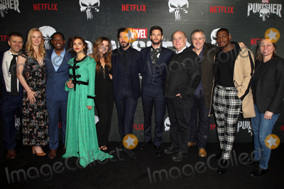 Amber Rose Photo - 14 January 2019 - Hollywood California - Giorgia Whigham Jon Bernthal Jason R Moore Ben Barnes Jeph Loeb Steve Lightfoot Amber Rose Revah Royce Johnson Deborah Ann Woll Jim OHanlon Cindy Holland Marvels The Punisher Seasons 2 Premiere held at ArcLight Hollywood Photo Credit Faye SadouAdMedia