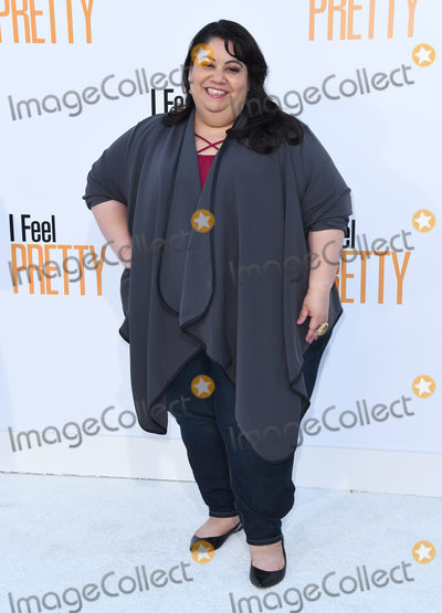 Carla Jimenez Photo - 17 April 2018 -  Westwood California - Carla Jimenez I Feel Pretty Los Angeles Premiere held at Westwood Village Theater Photo Credit Birdie ThompsonAdMedia