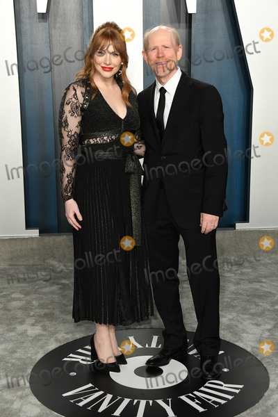 Wallis Annenberg Photo - 09 February 2020 - Los Angeles California - Bryce Dallas Howard Ron Howard 2020 Vanity Fair Oscar Party following the 92nd Academy Awards held at the Wallis Annenberg Center for the Performing Arts Photo Credit Birdie ThompsonAdMedia