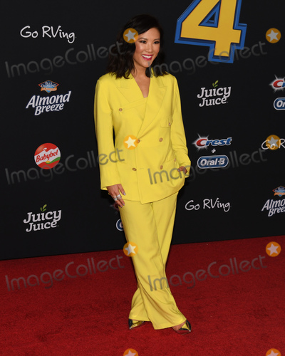 Ally Maki Photo - 12 June 2019 - Hollywood California - Ally Maki Toy Story 4 Disney and Pixar Los Angeles Premiere held at El Capitan Theatre Photo Credit Billy BennightAdMedia