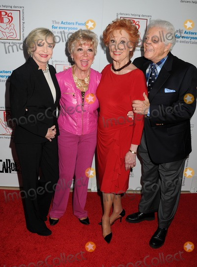 Carol Lawrence Photo - 29 March 2015 - Beverly Hills California - Florence Henderson Mitzi Gaynor Carol Lawrence Bill Hayes 28th Annual Gypsy Awards Luncheon held at The Beverly Hilton Hotel Photo Credit Byron PurvisAdMedia