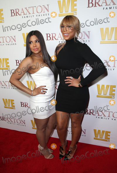 Eva Marie Photo - 2  April 2019 - West Hollywood California - Ricky Williams Natalie Eva Marie Tamar Braxton Joey Lawrence WE tv Celebrates The Premiere Of Braxton Family Values  held at Doheny Room Photo Credit Faye SadouAdMedia
