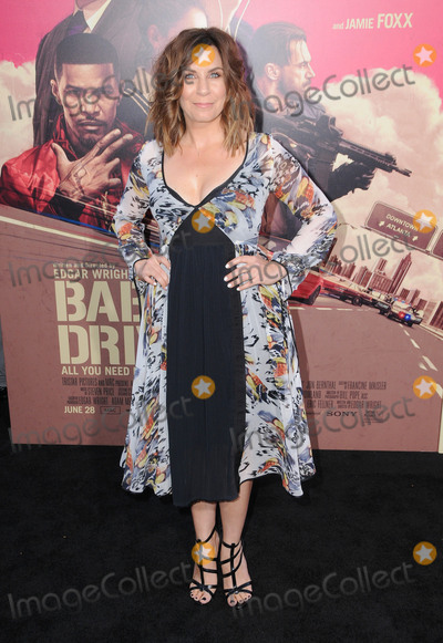 Allison King Photo - 14 June 2017 - Los Angeles California - Allison King Los Angeles Premiere of Baby Driver held at the Ace Hotel Downtown in Los Angeles Photo Credit Birdie ThompsonAdMedia