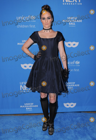 Alison Haislip Photo - 27 October 2016 - Los Angeles California Alison Haislip UNICEF Next Generation Presents the 4th Annual UNICEF Masquerade Ball held at Cliftons Caferteria Photo Credit Birdie ThompsonAdMedia