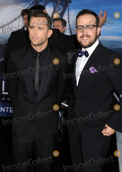 Anthony Gonzalez Photo - 10 April 2013 - Hollywood California - Anthony Gonzalez M83 Oblivion Los Angeles Premiere held at the Dolby Theatre Photo Credit Byron PurvisAdMedia