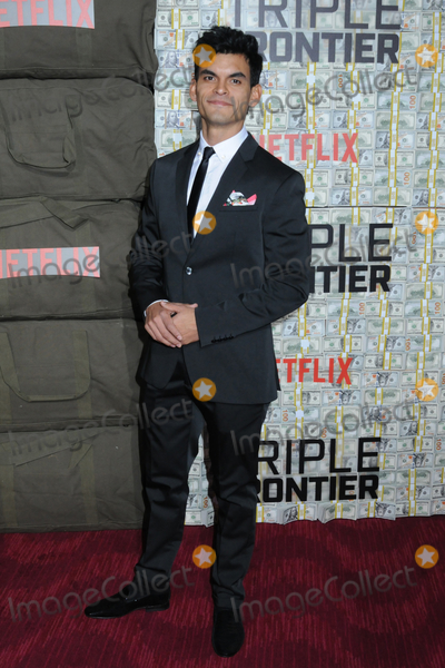 Juanes Photo - 03 March 2019 - New York New York - Juan Castillo The World Premiere of Triple Frontier at Jazz at Lincoln Center Photo Credit LJ FotosAdMedia