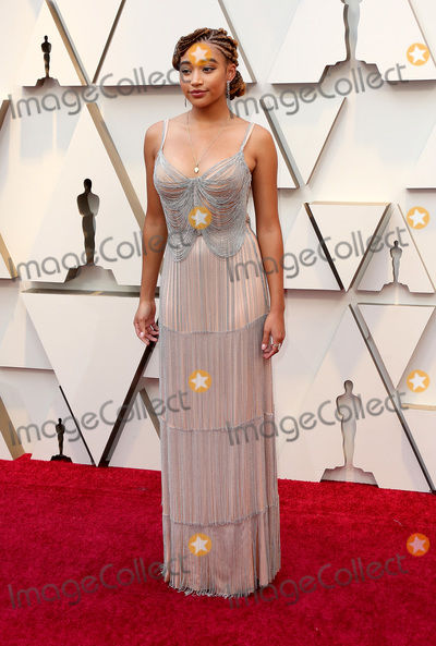 Amandla Stenberg Photo - 24 February 2019 - Hollywood California - Amandla Stenberg 91st Annual Academy Awards presented by the Academy of Motion Picture Arts and Sciences held at Hollywood  Highland Center Photo Credit AdMedia
