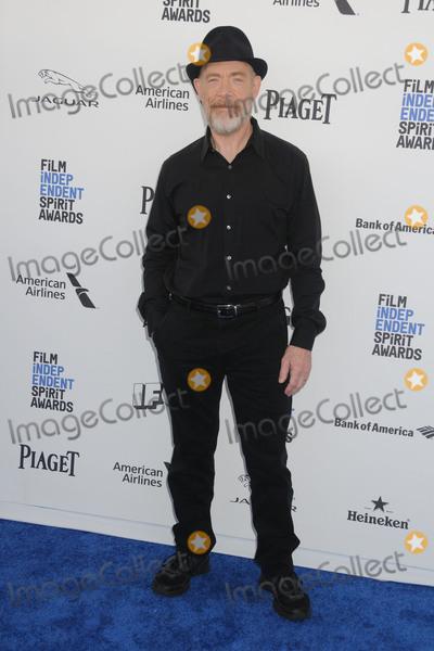 J K Simmons Photo - 27 February 2016 - Santa Monica California - JK Simmons 31st Annual Film Independent Spirit Awards - Arrivals held at the Santa Monica Pier Photo Credit Byron PurvisAdMedia