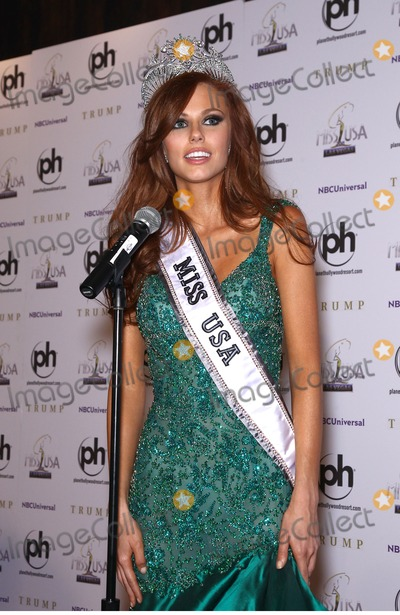 Alyssa Campanella Photo - 19 June 2011 - Las Vegas Nevada - Miss USA 2011 Alyssa Campanella  Newly Crowned Miss USA 2011 Alyssa Campanella (Miss California USA) holds post pageant press conference at the Planet Hollywood Hotel and Casino  Photo Credit MJTAdMedia