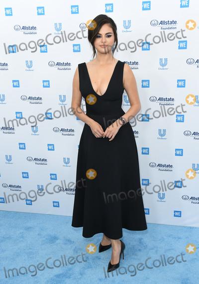 Selena Gomez Photo - 25 April 2019 - Los Angeles California - Selena Gomez WE Day California 2019 held at The Forum Photo Credit Birdie ThompsonAdMedia
