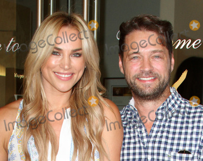 Jason Priestley Photo - 27 July 2016 - Los Angeles California - Jason Priestley with wife Naomi Lowde-Priestley Raising The Bar To End Parkinsons Fundraiser held at Laurel Point in Studio City Photo Credit AdMedia
