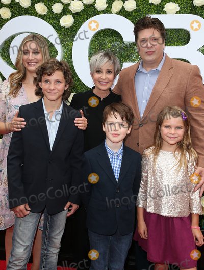 Annie Potts Photo - 01 August 2017 - Studio City California - Annie Potts Montana Jordan Iain Armitage Raegan Revord Cast Of Young Sheldon 2017 Summer TCA Tour - CBS Television Studios Summer Soiree Photo Credit F SadouAdMedia