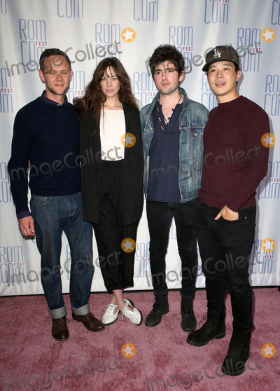 Analeigh Tipton Photo - 21 June 2019 - Los Angeles California - Joseph Cross Analeigh Tipton Ian Nelson Hayden Szeto 2019 Rom Com Fest Los Angeles - Summer Night  held at Downtown Independent Photo Credit Faye SadouAdMedia
