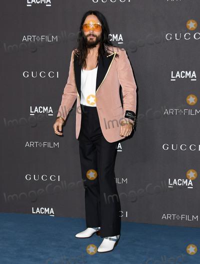 Jared Leto Photo - 02 November 2019 - Los Angeles California - Jared Leto 2019 LACMA Art  Film Gala Presented By Gucci held at LACMA Photo Credit Birdie ThompsonAdMedia