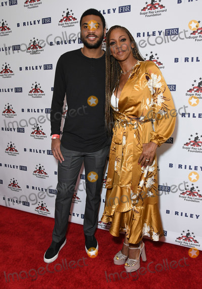 Hollies Photo - 22 May 2019 - Beverly Hills California - RJ Peete Holly Robinson Peete The 10th Annual Big FIghters Big Cause Charity Boxing Event held at Beverly Hilton Hotel Photo Credit Birdie ThompsonAdMedia