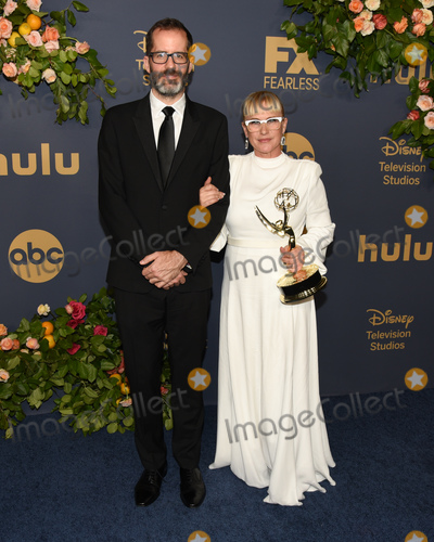 Eric White Photo - 22 September 2019 - Los Angeles California - Eric White Patricia Arquette Walt Disney Television 2019 EMMY Award Post Party for ABC Disney Television Studios FX Networks HULU and National Geographic held at Otium Photo Credit Billy BennightAdMedia