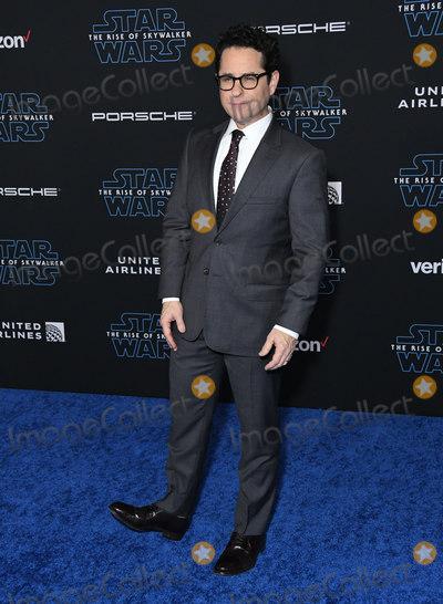 JJ Abrams Photo - 16 December 2019 - Hollywood California - JJ Abrams  Disneys Star Wars The Rise Of Skywalker Los Angeles Premiere held at Hollywood Photo Credit Birdie ThompsonAdMedia