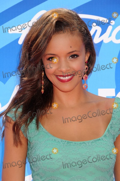 Aubrey Cleland Photo - 16 May 2013 - Los Angeles California - Aubrey Cleland American Idol 2013 Finale - Arrivals held at the Nokia Theatre LA Live Photo Credit Byron PurvisAdMedia
