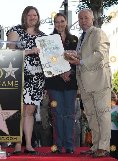 Richard Burton Photo - 01 March 2013 - Hollywood California - Daughter Maria Burton Richard Burton Honored With Posthumous Star On The Hollywood Walk Of Fame Photo Credit Russ ElliotAdMedia