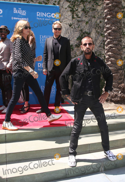 Barbara Bach Photo - 08 July 2017 - Hollywood California - Ringo Starr Barbara Bach Ringo Starr Peace  Love Birthday Celebration Photo Credit F SadouAdMedia